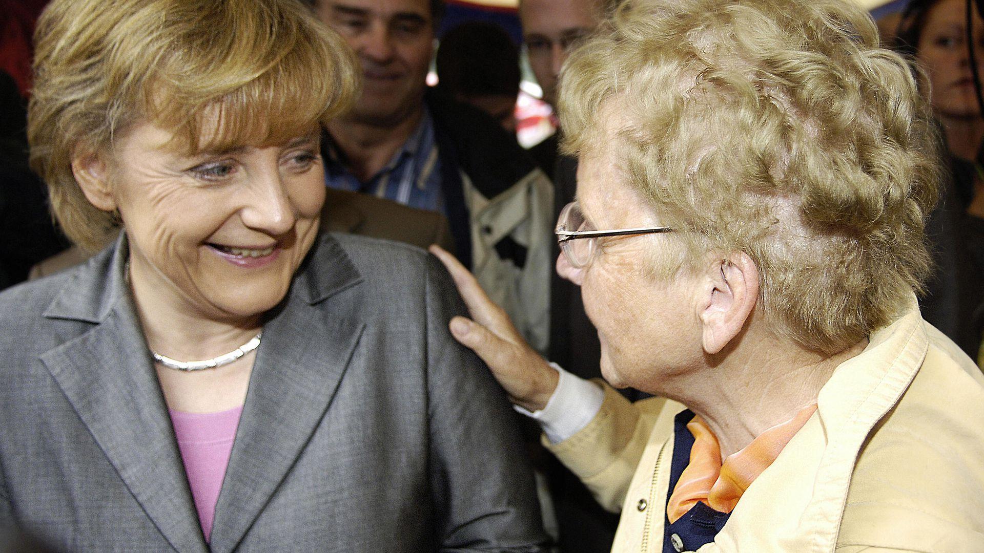 Wer Ist Angela Merkel