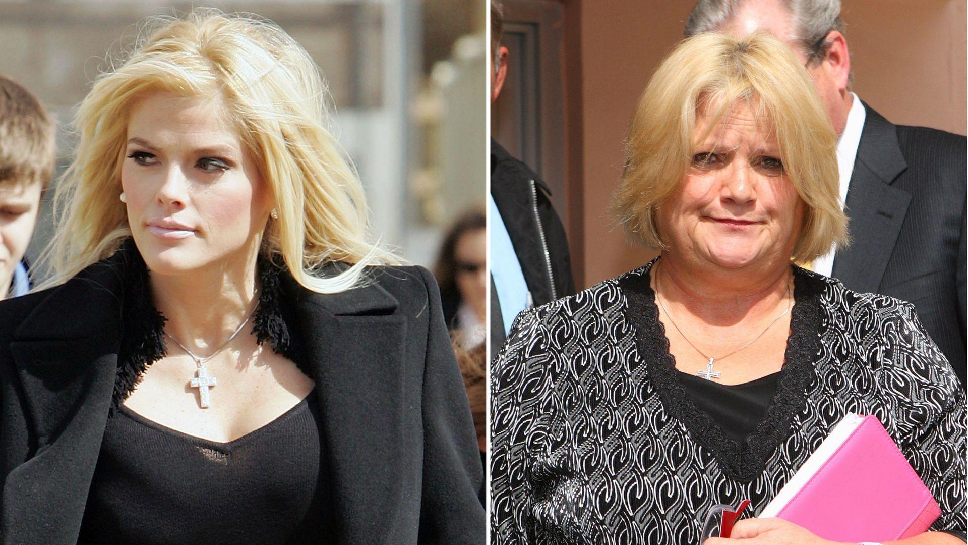 Anna Nicole Smith 39 Ihre Mutter Warnte Sie Vor Dem
