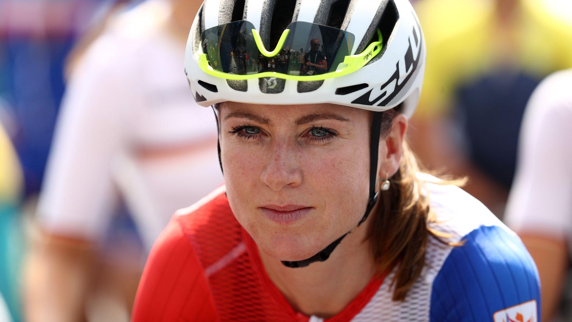Schock-Moment Bei Olympia Radrennfahrerin Strzt Schwer -7400