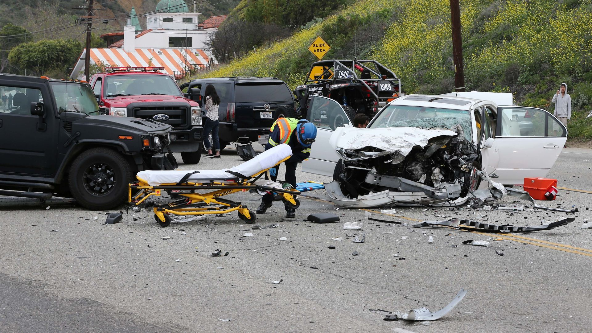 Autounfall 2015: Caitlyn Jenner zahlt 800.000 $ an Familie ...