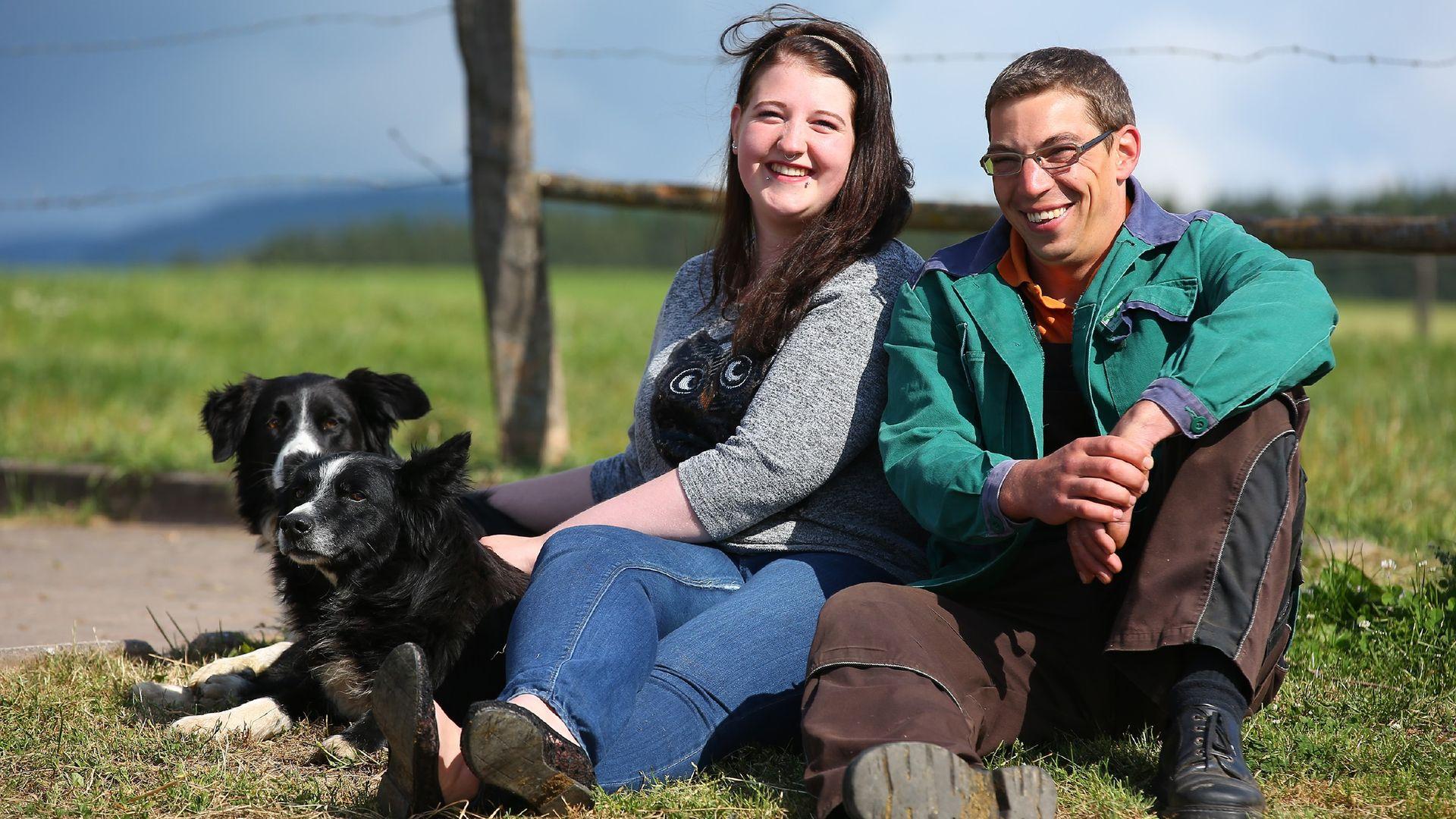 Neue Liebe Dieser Bsf Landwirt Schwebt Wieder Auf Wolke 7