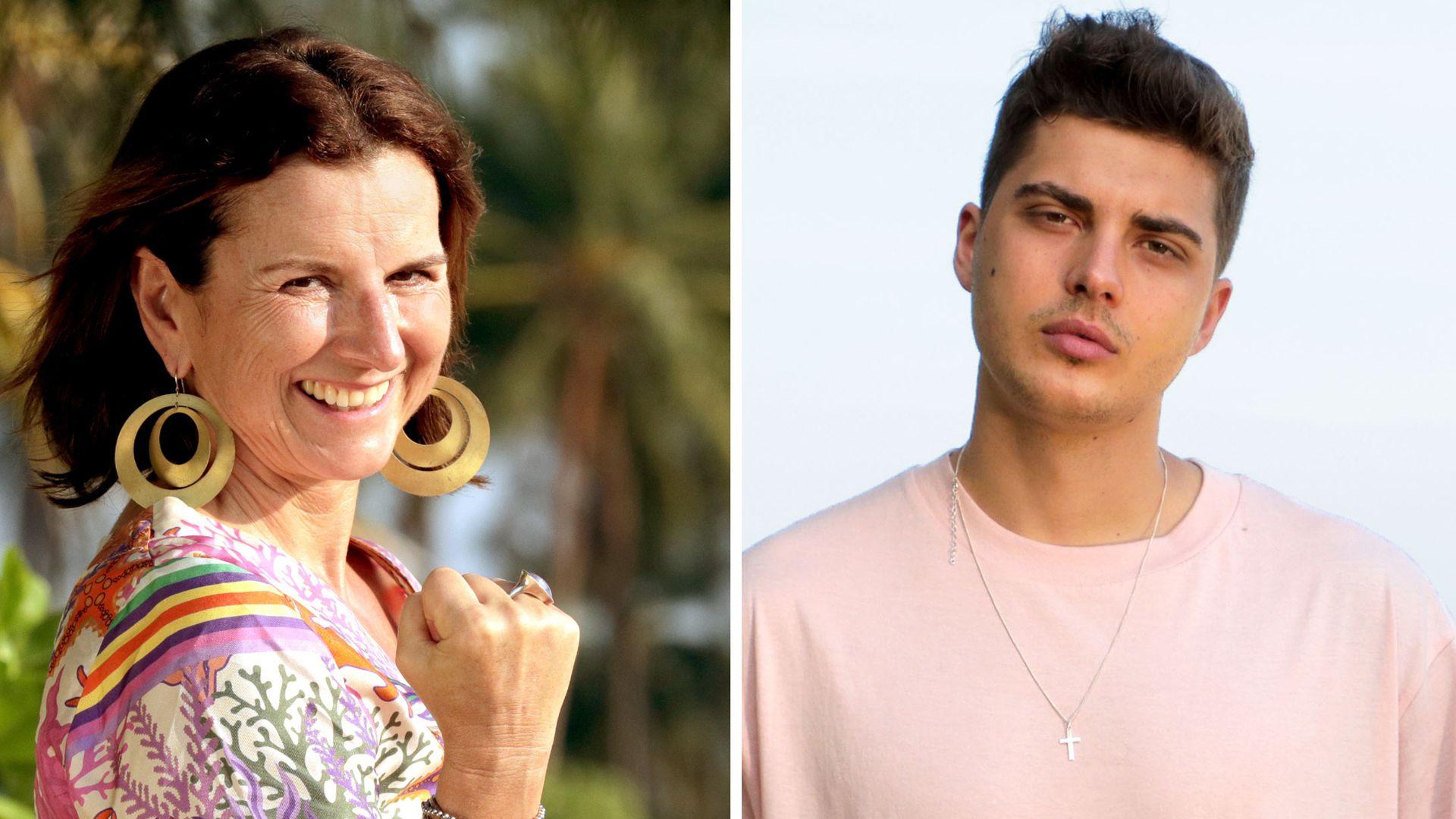 """Hat Claudia Obert ein Auge auf """"Love Island""""-Tim geworfen?"""