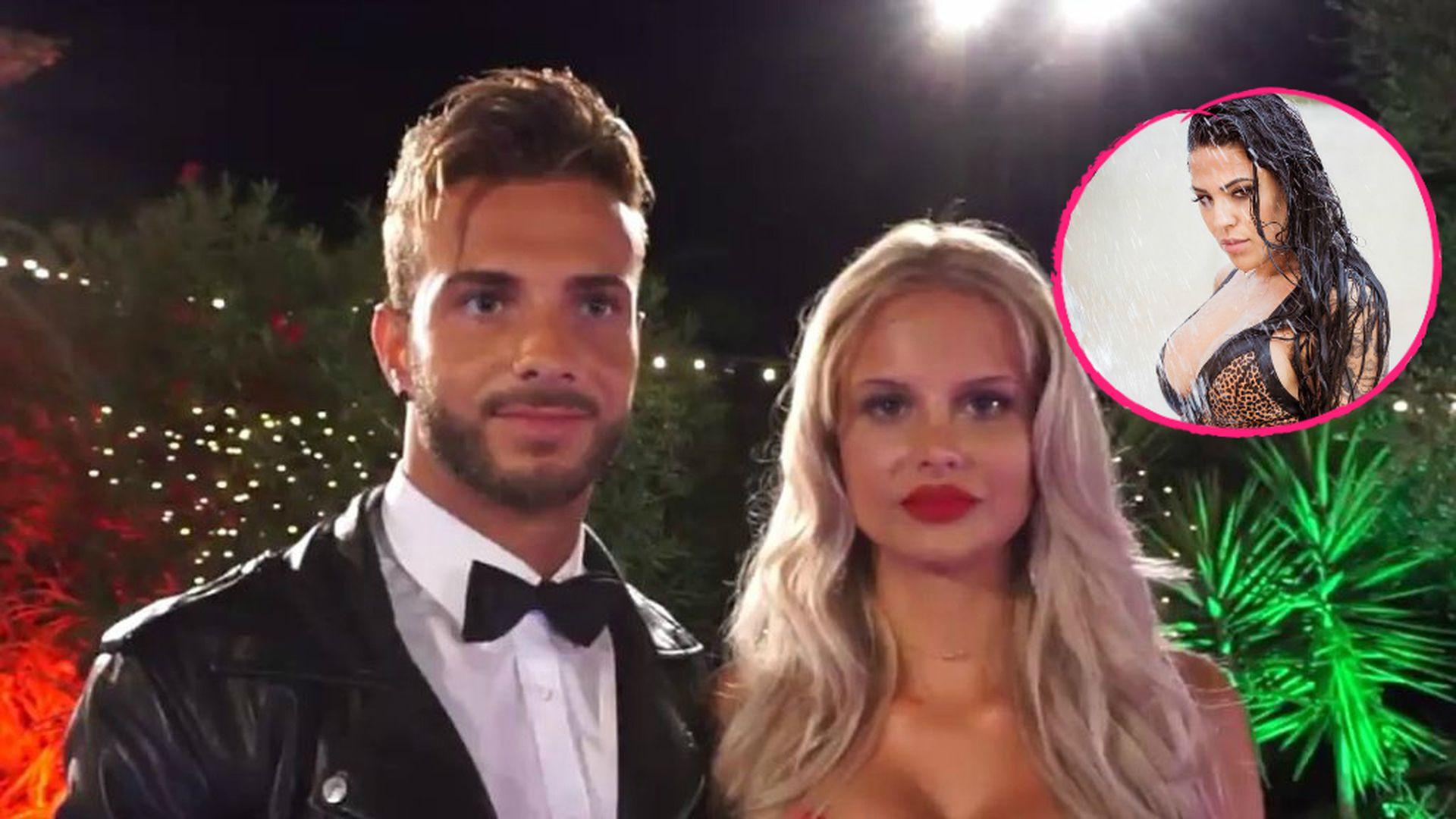 Love Island-Julian und Stephie: Sie teilen gegen Elena aus