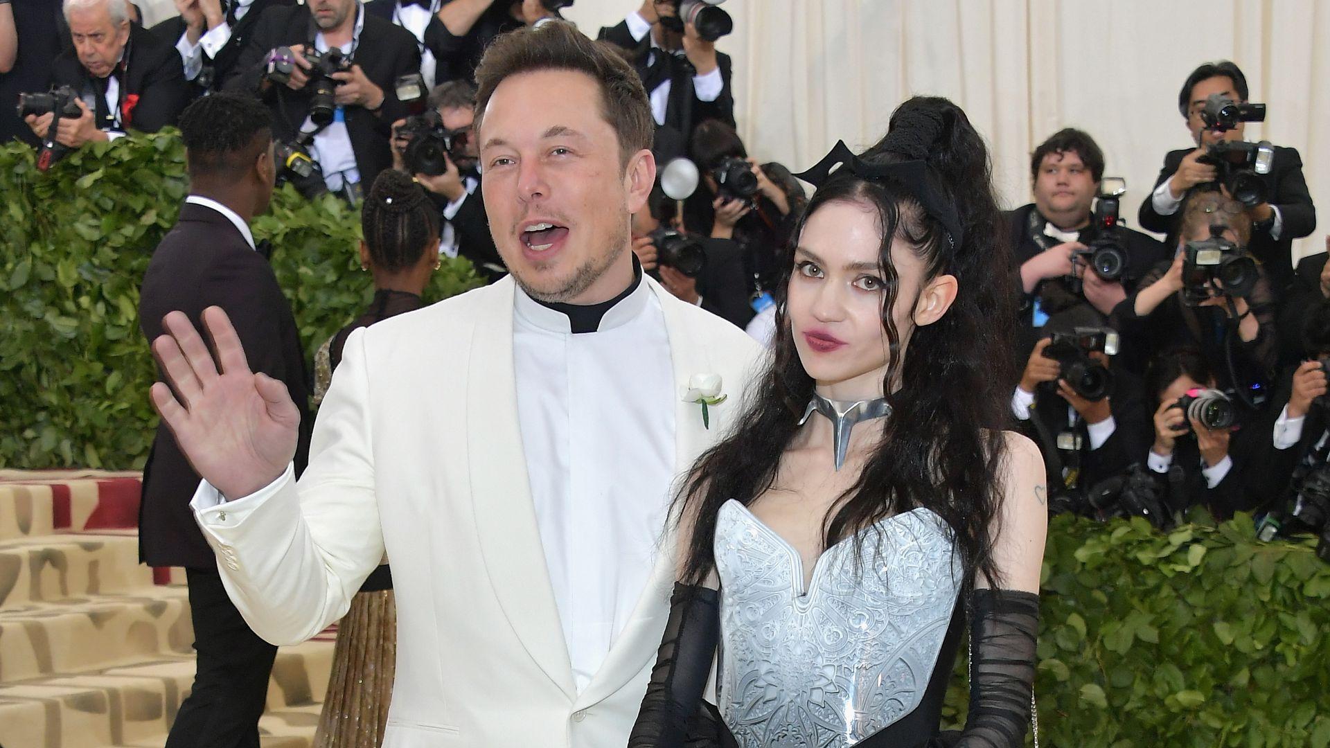 Kind Von Elon Musk Name