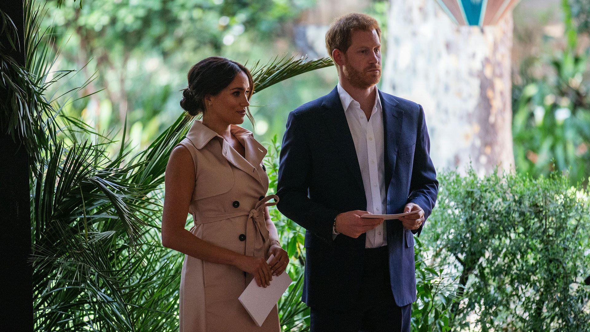 Scheidung Harry Und Meghan