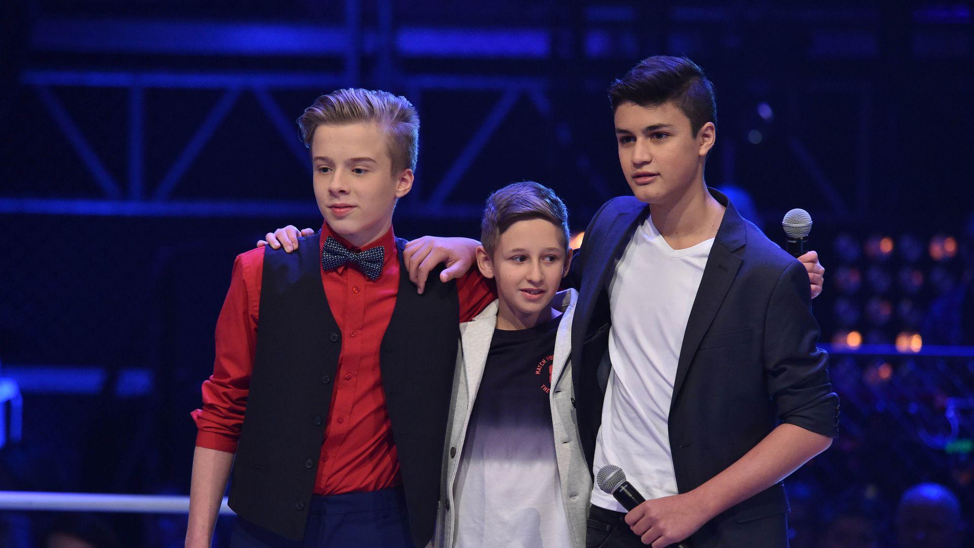 The Voice Kids Iggi