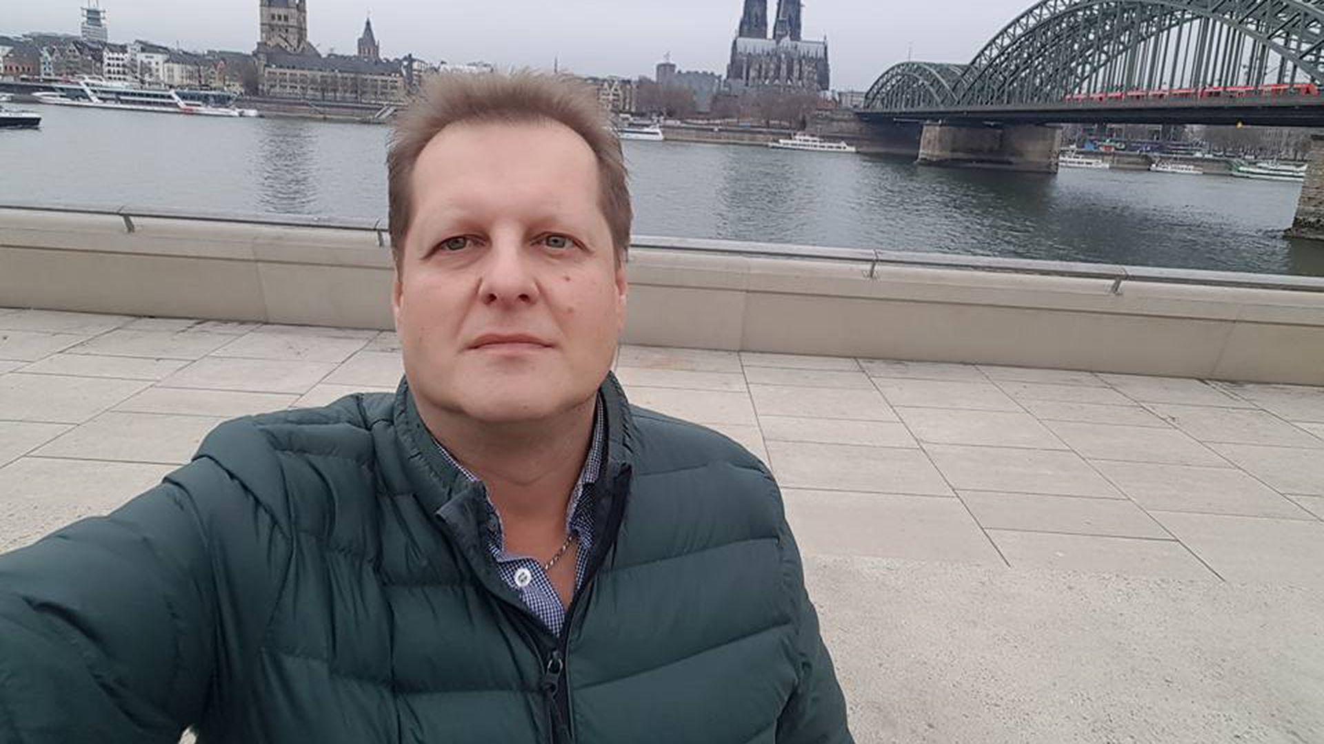 Aufgedeckt  Dschungelcamper Jens Büchner war bei der Stasi