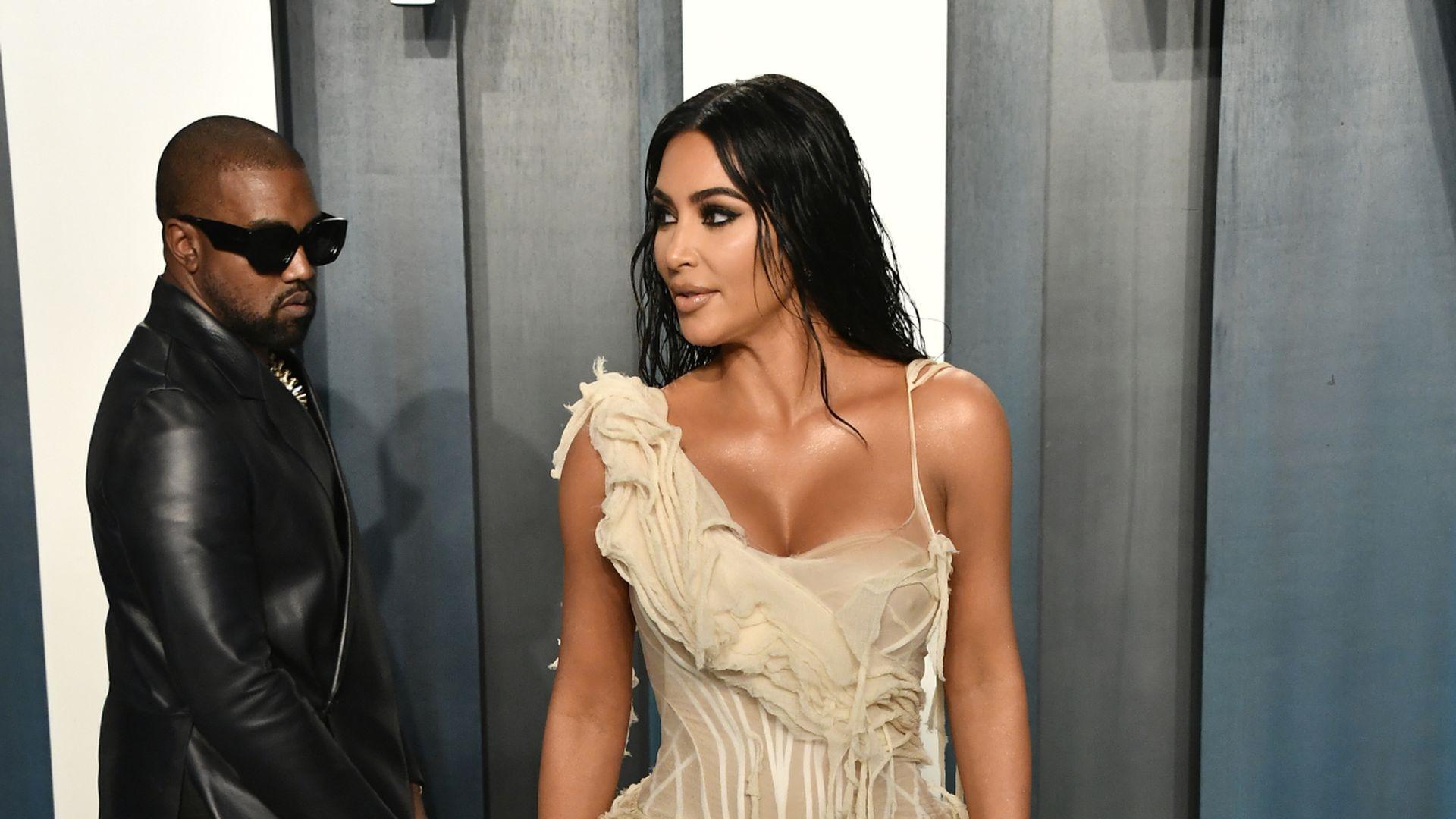 Turbo-Scheidung: Kanye will keine Rücksicht auf Kim nehmen - Promiflash.de
