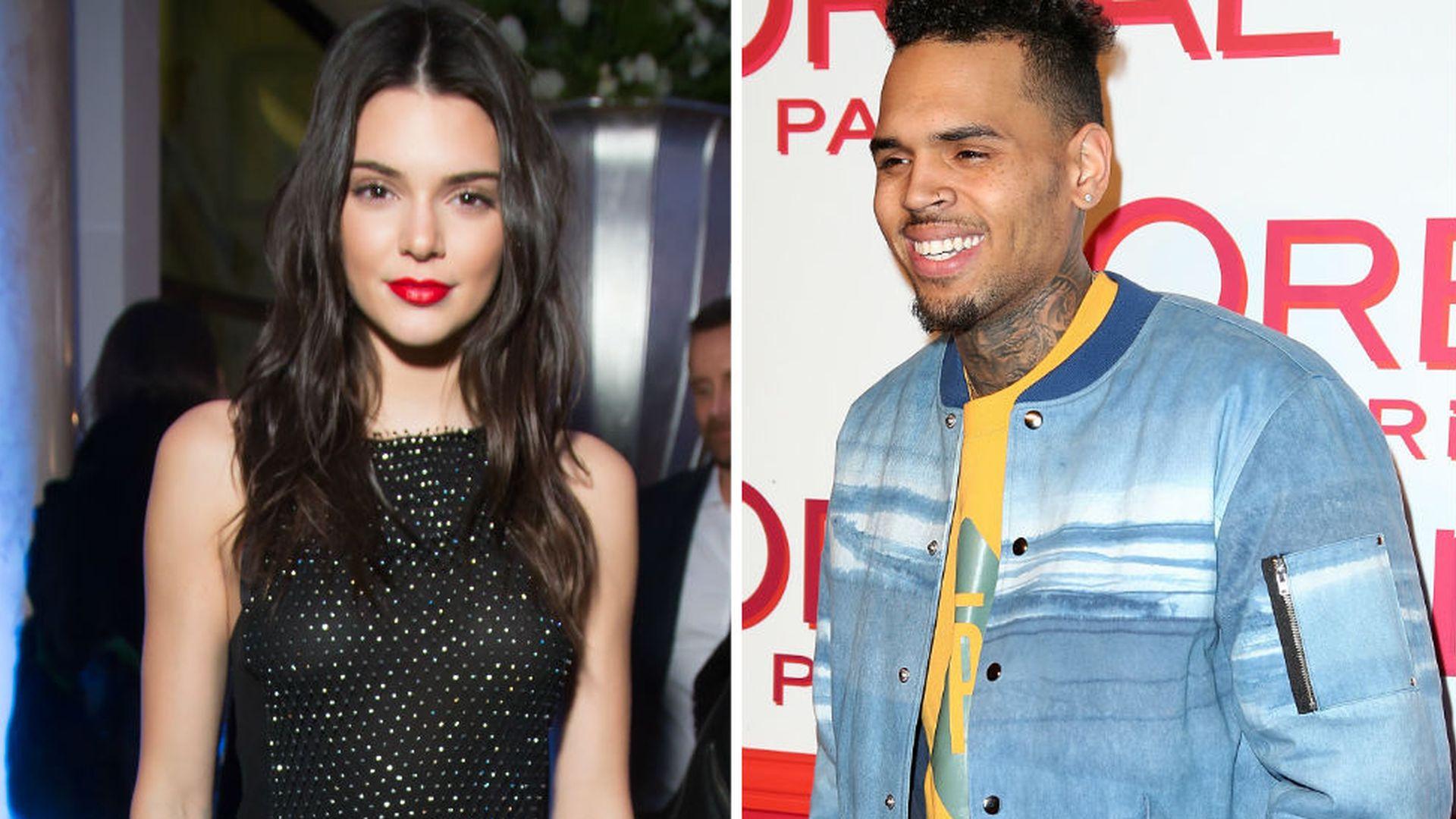 Chris Brown Paris Fashion Week