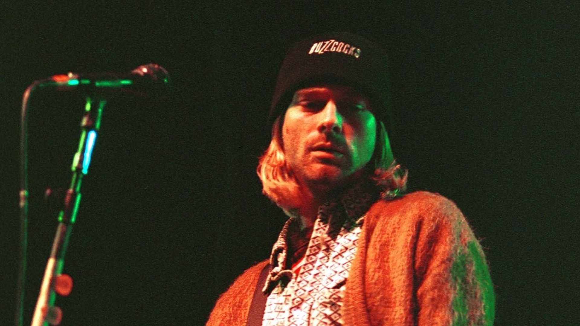 Cobain Fan Kult Frances Bean hätte lieber einen echten Papa