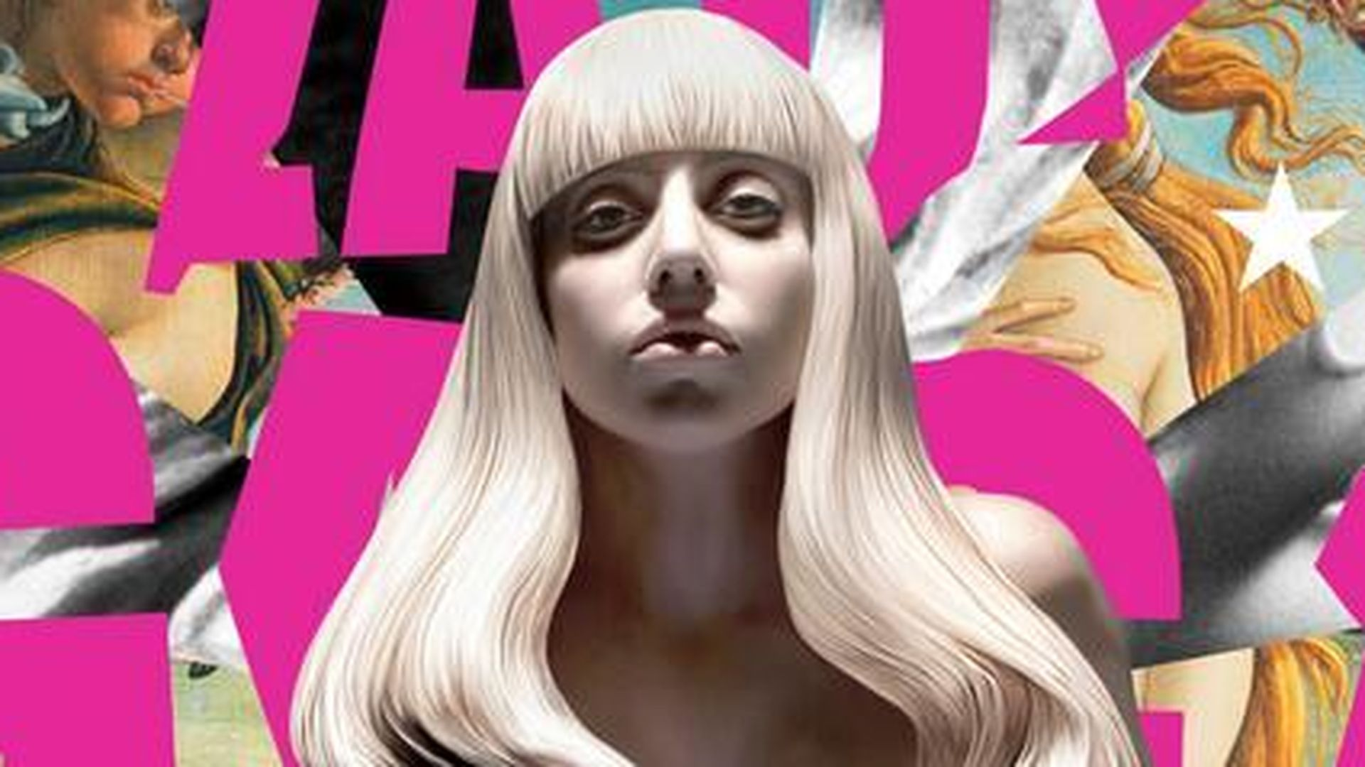 Lady Gagas ARTPOP album artwork censored for sale in