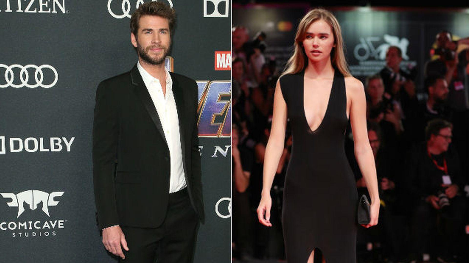 Liam Hemsworth Neue Freundin