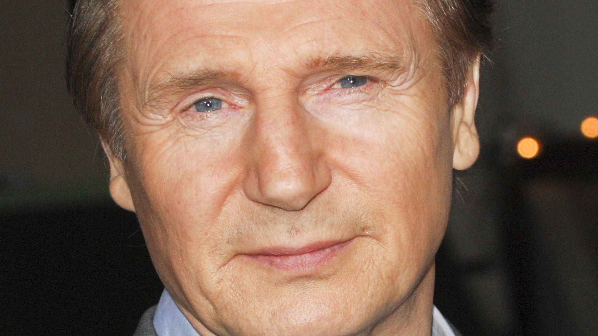 Liam Neeson Frau