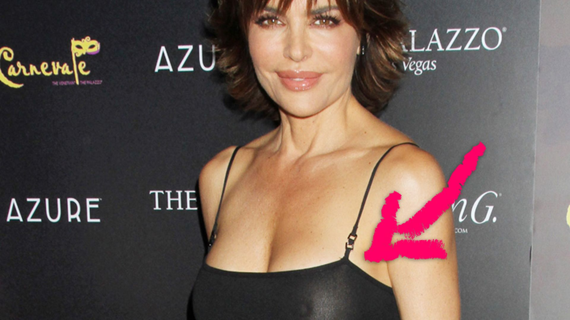 Lisa Rinna nackt, Nacktbilder, Playboy,