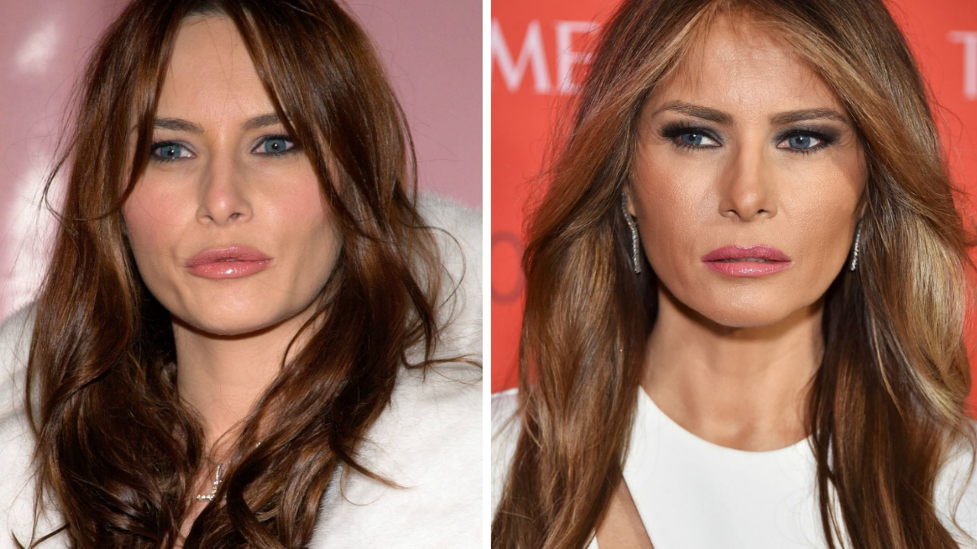 first lady melania trump ist botox ihr beautygeheimnis