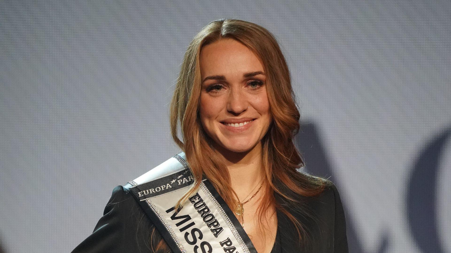 Mutter von zwei Kindern: Sie ist die neue Miss Germany ...