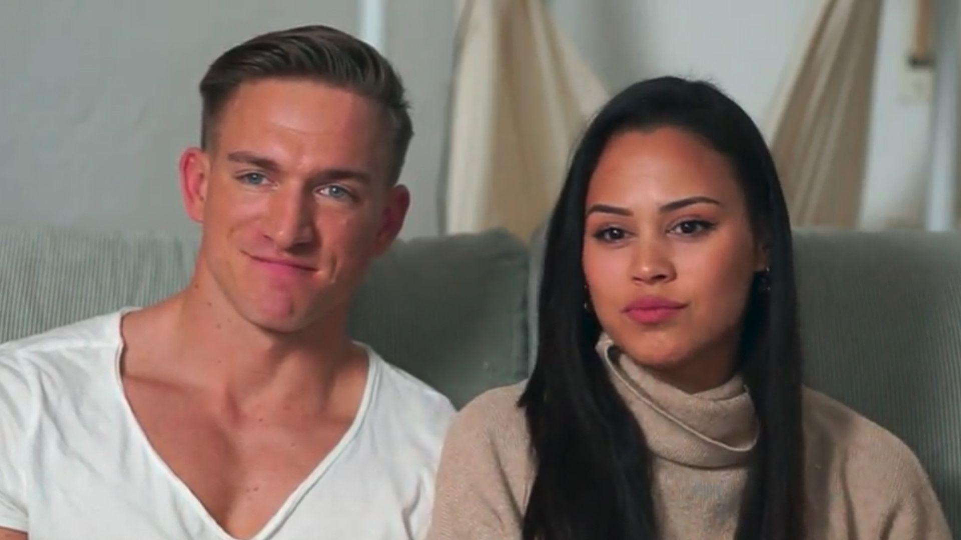 Werden Patrick Fabian und seine Freundin Lea bald heiraten