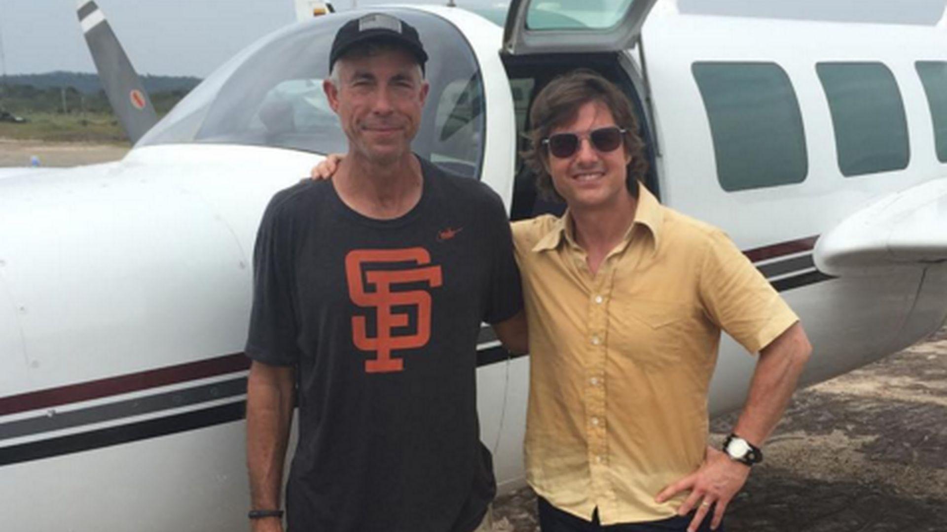 Getöteter Tom-Cruise-Filmpilot: Jetzt will seine Witwe Geld ...