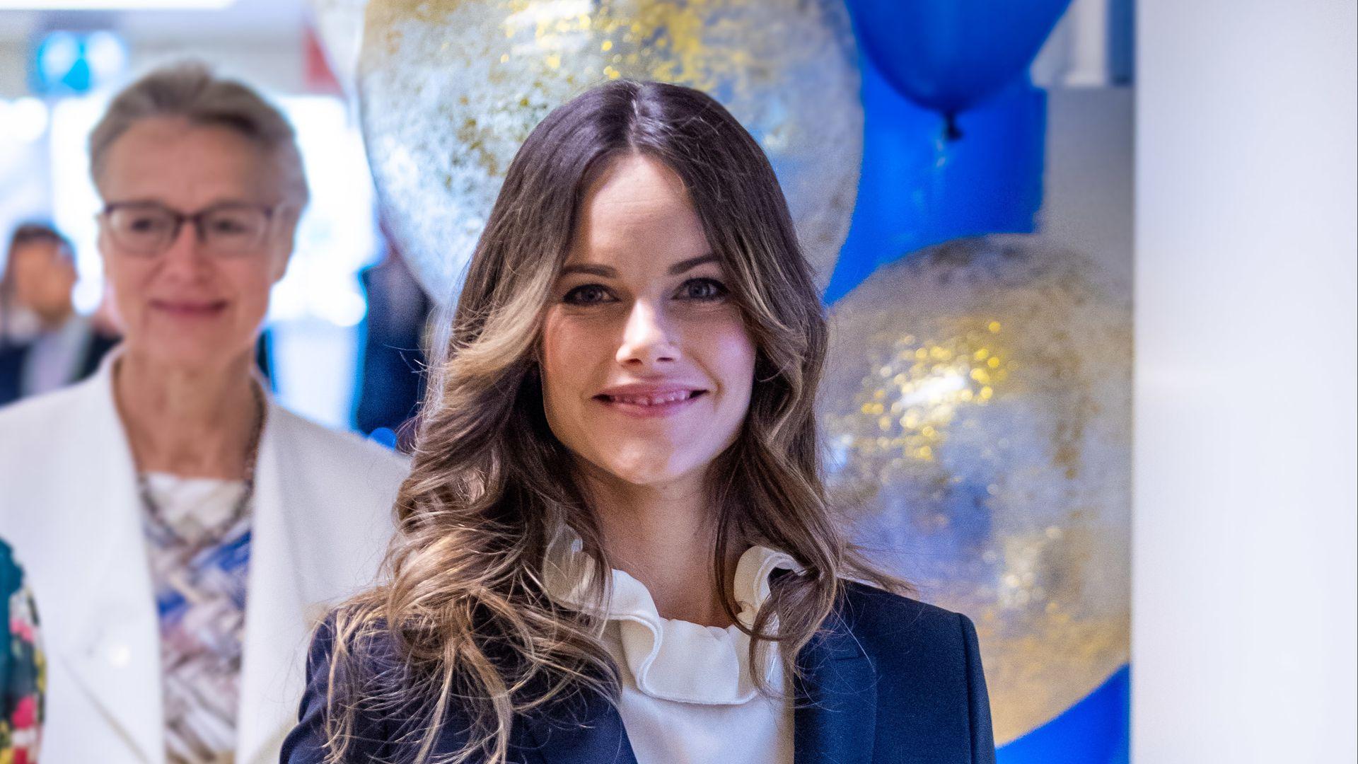 Ist Prinzessin Sofia von Schweden zum dritten Mal
