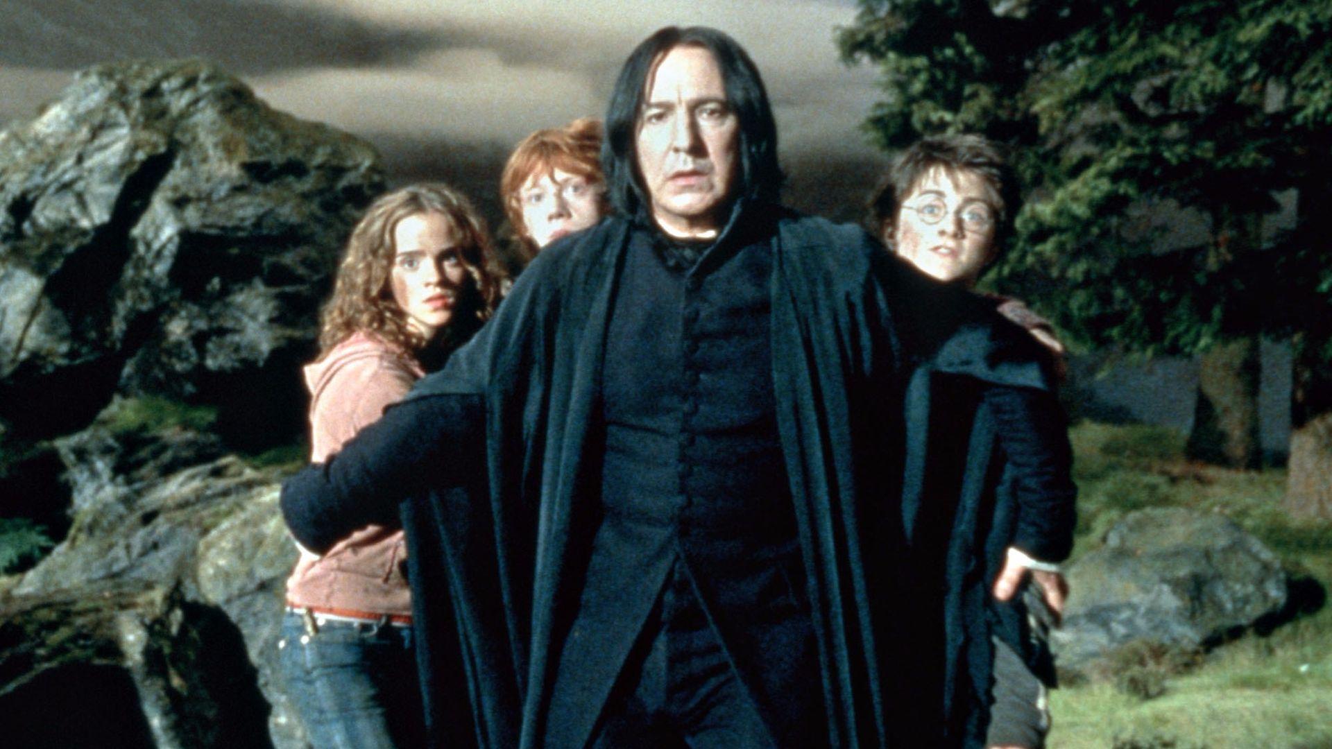 Schauspieler Snape
