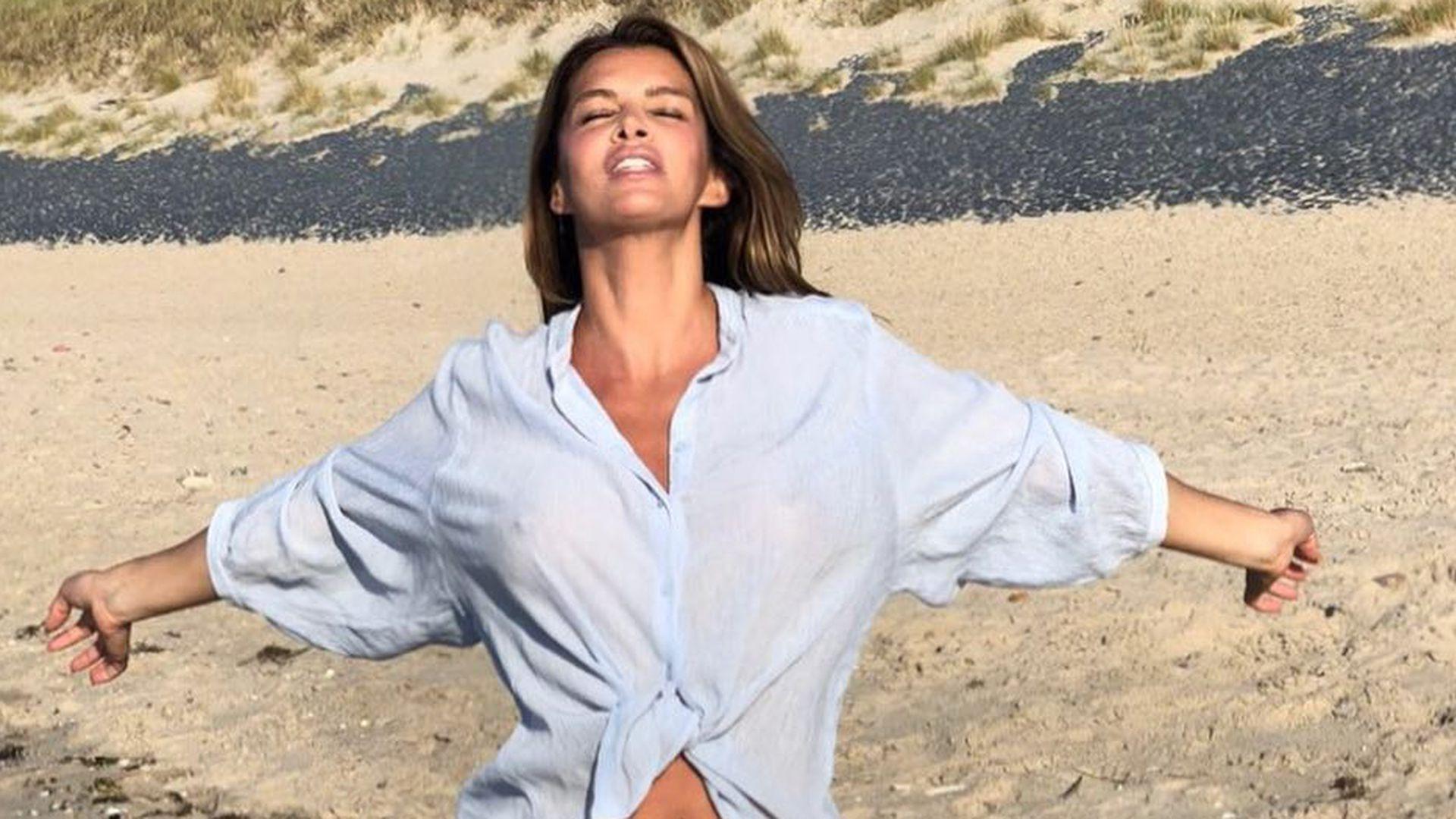 Sabia Boulahrouz Playboy: Vorbei: Sabia Boulahrouz Lässt Schwere Zeiten Hinter Sich