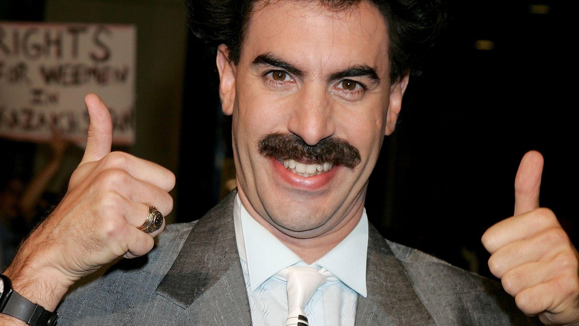 """Offiziell bestätigt! """"Borat 2"""" kommt noch in diesem Jahr ..."""