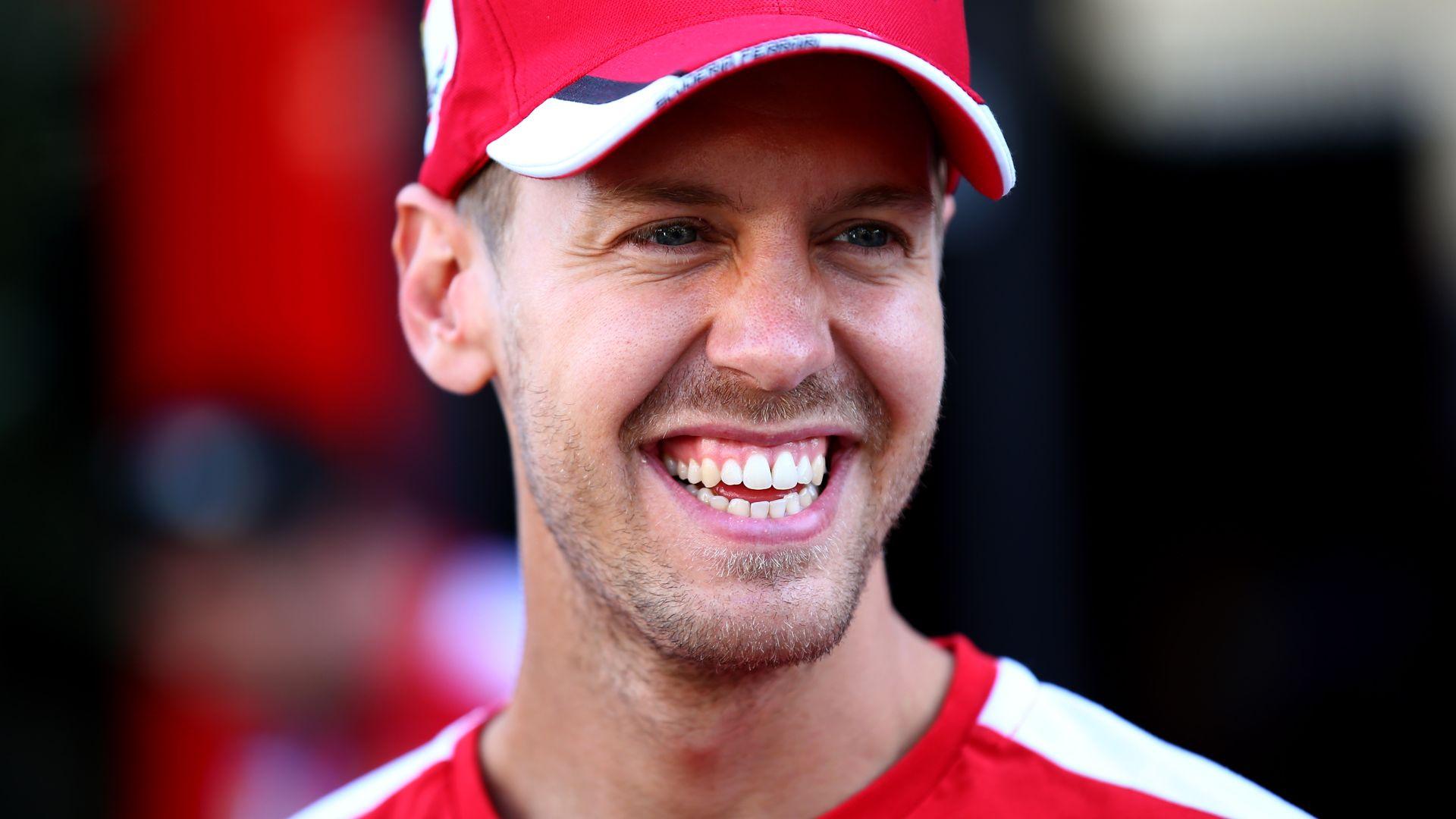 Im Baby-Glück: Sebastian Vettel ist zum 2. Mal Vater!