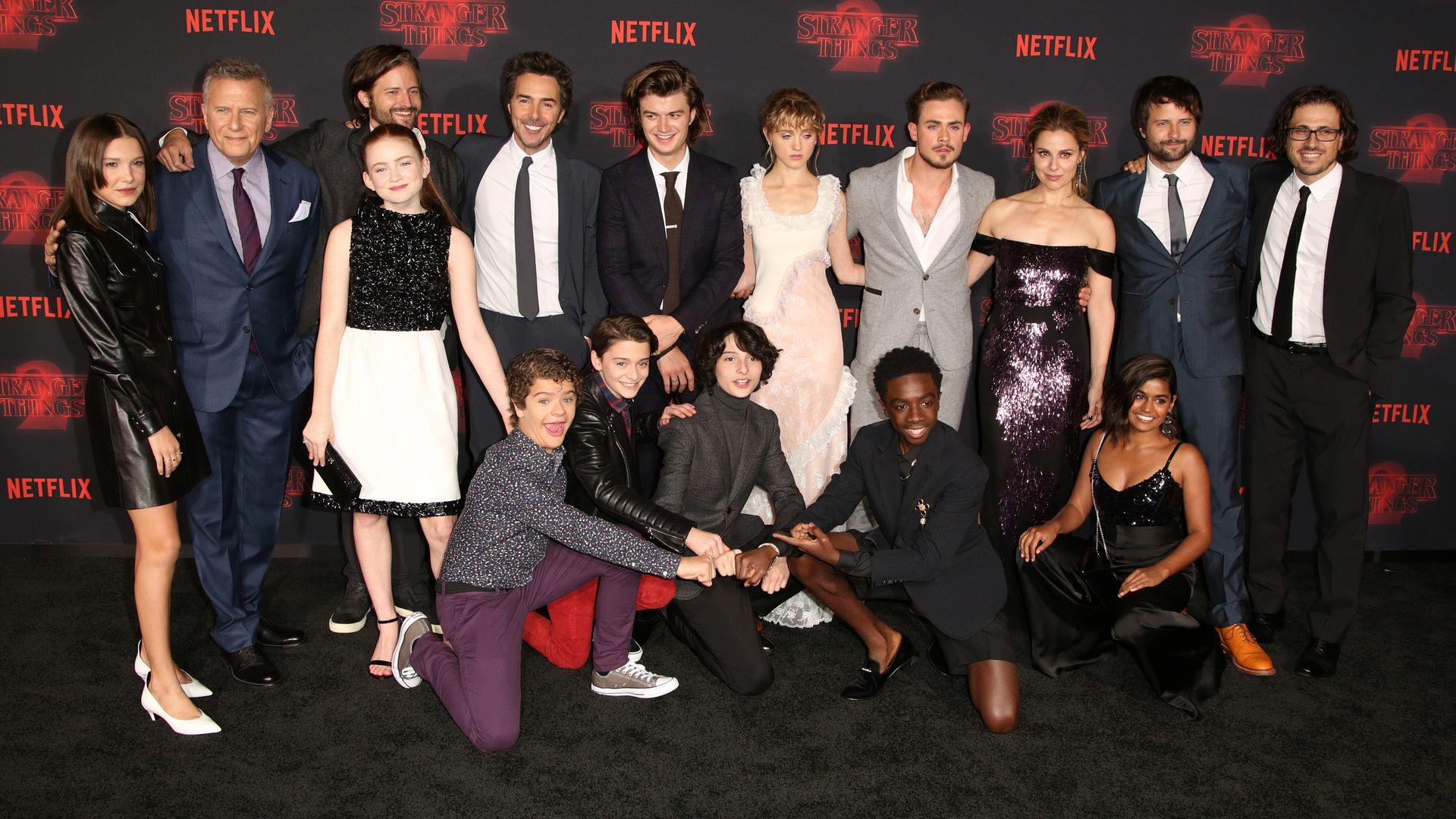 Stranger Things Staffel 3 Cast