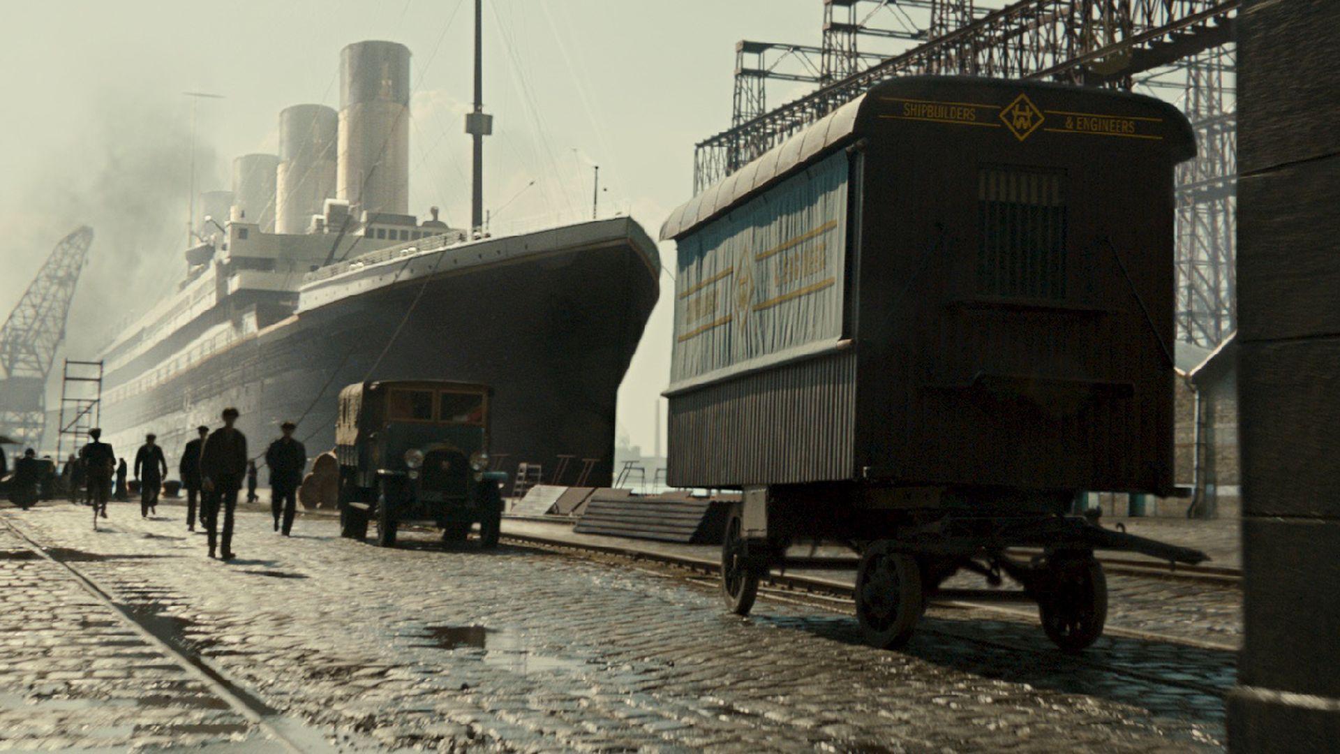 Titanic Nachbau