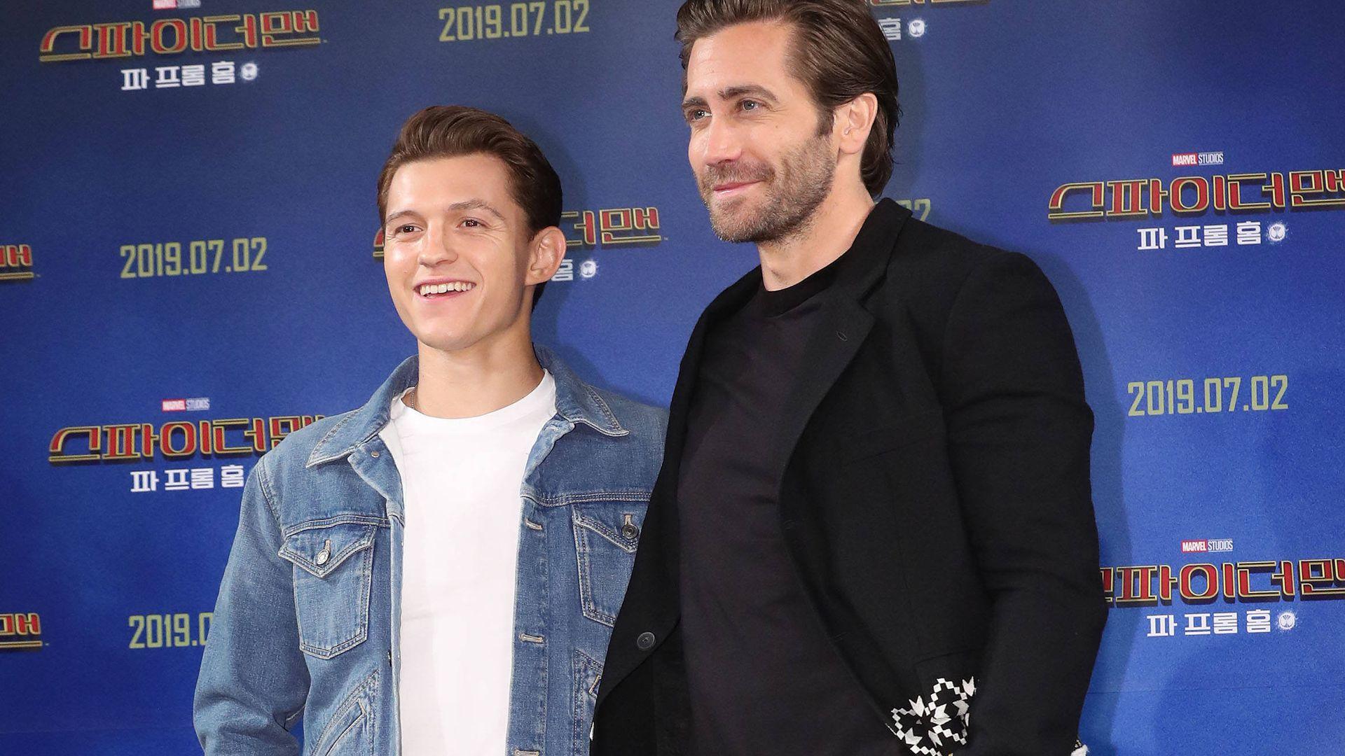 Freundin jake gyllenhaal Jake Gyllenhaal,