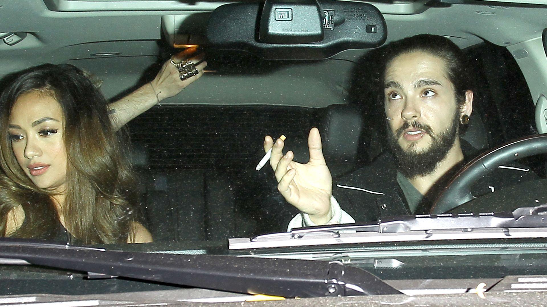 Tom Kaulitz Ehefrau