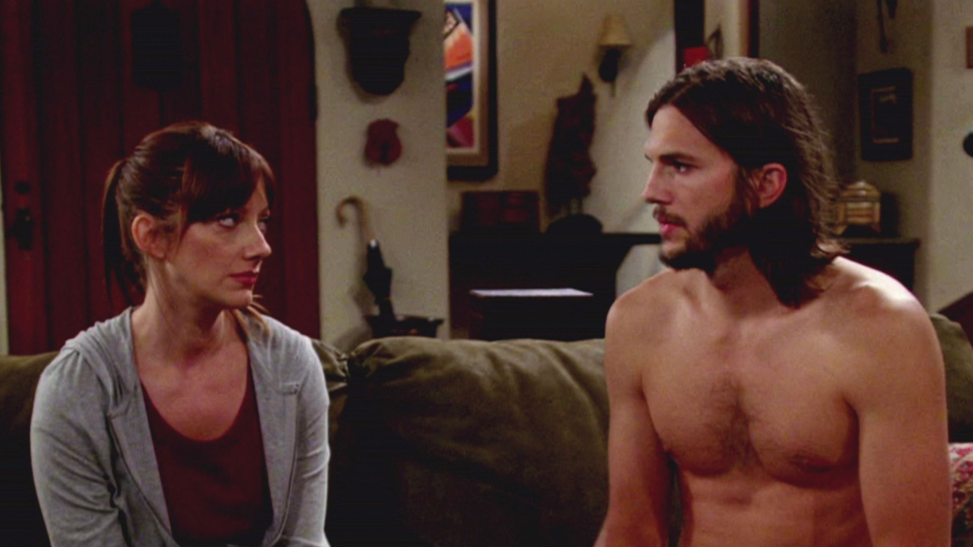 two and a half men melissa nackt