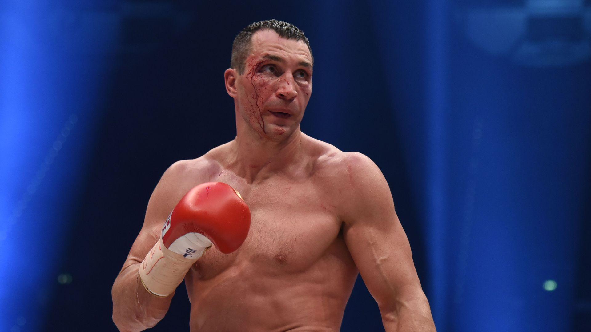 Boxkampf Klitschko