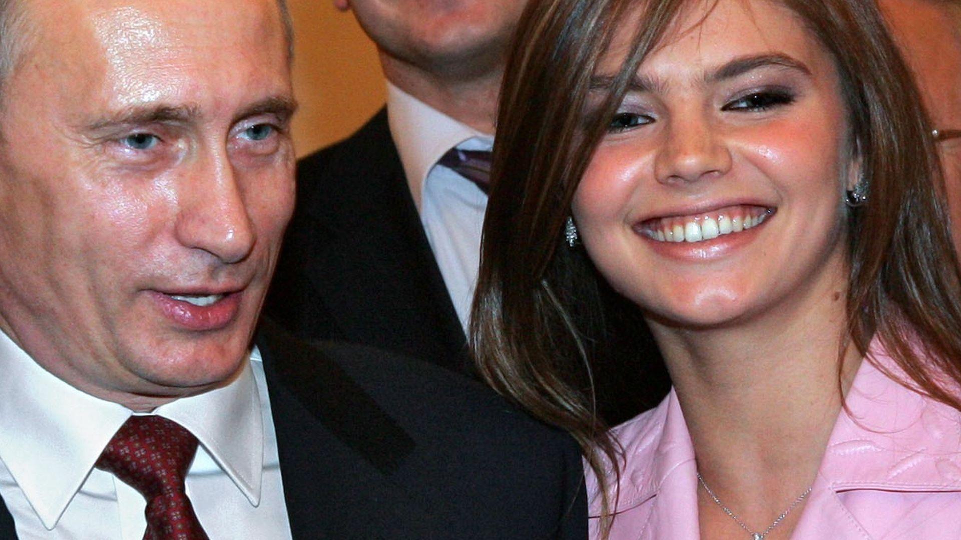 Wladimir Putin Freundin