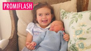Liam & Amalia so süß! An was erinnern Luxemburgs Royal-Kids?