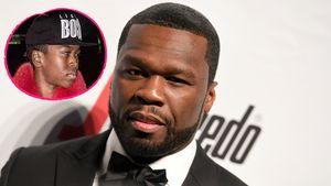 50 Cent und Ziehsohn Davian