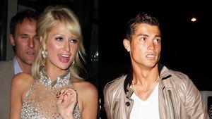 Ist Cristiano Ronaldo in Paris Hilton verliebt?