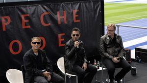 Depeche Mode müssen ihre Tour unterbrechen