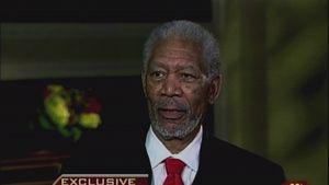 Morgan Freeman: Affäre mit Stief-Enkelin?