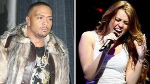 Miley Cyrus singt Duett mit Timbaland