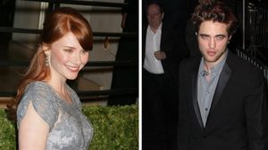 Robert Pattinson und Bryce Howard