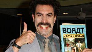 Isla Fisher und Borat