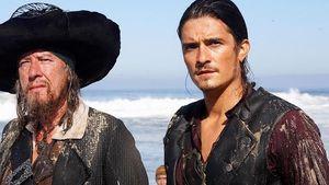 Orlando Bloom will wieder ein Pirat sein!
