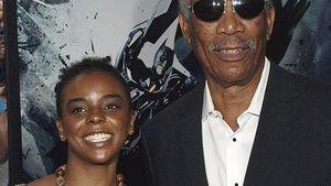 Morgan Freeman: Kind mit Stief-Enkelin?