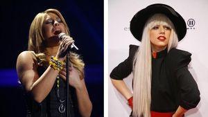 Linda Teodosiu und Lady GaGa