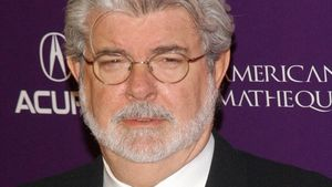 Klasse! George Lucas wird von Obama ausgezeichnet