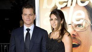 Matt Damon - keine Angst vor dem Alter?