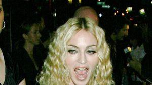 Madonna wird zur Rockröhre