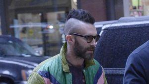 Irokesen-Schnitt: Was ist mit Adam Levines Frisur passiert?