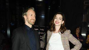 Anne Hathaway spricht über ihr zweites Date mit Mann Adam